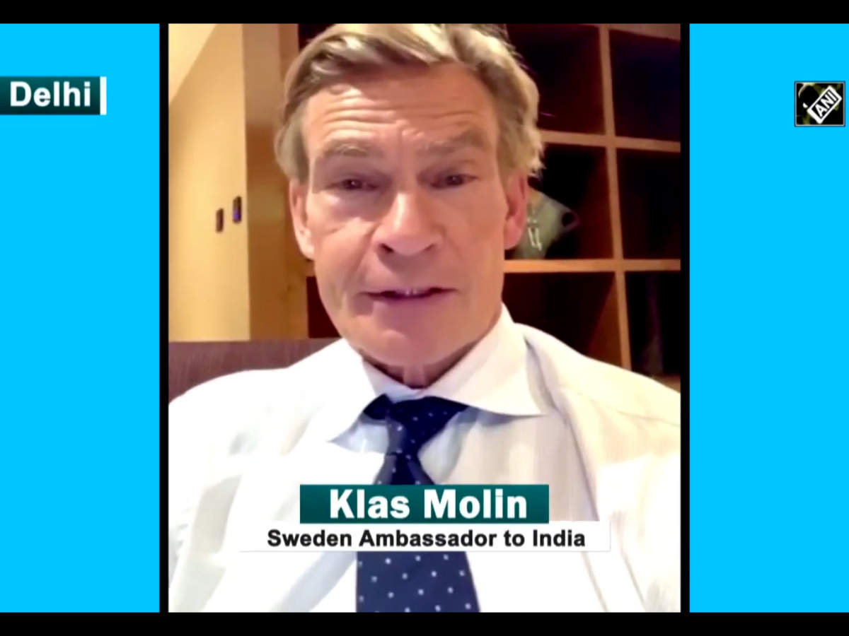 Free trade agreement (FTA), India-EU will be negotiated at aggregate level says Swedish envoy Klas Molin