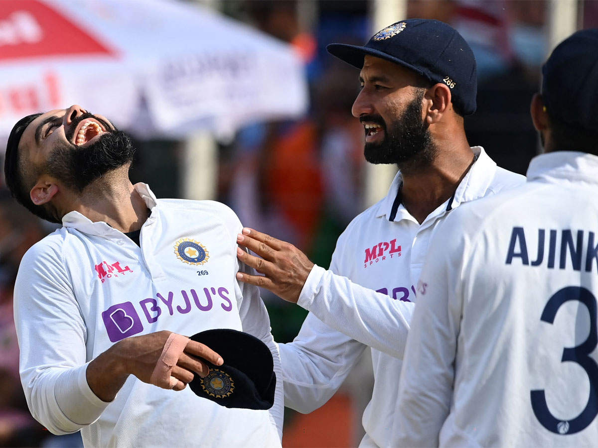 India rout England by an innings and 25 runs in 4th Test, claim series 3-1 to qualify for WTC Final