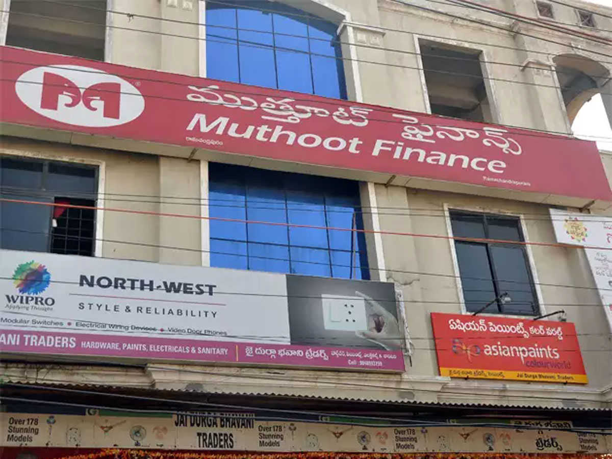 Muthoot Finance plunges 7% after Chairman MG George Muthoot dies