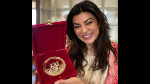 Sushmita Sen Expresses Gratitude On Winning Champions Of Change Awards, See Post
