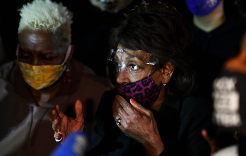 Maxine Waters Leaps Into Victim Mode After Inciting Mob; May Become Witness In Her Own Lawsuit