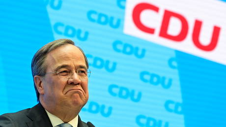 Germany's CDU/CSU loses majority support after Laschet named chancellor pick, as Greens become TOP party for first time – poll