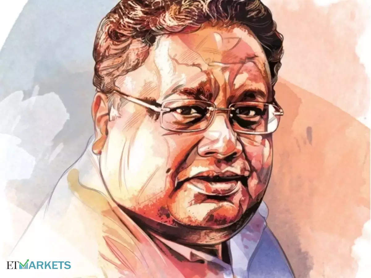 HDFCs & Titans will not outperform in next 4-5 years: Rakesh Jhunjhunwala