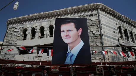 Syria's long-time ruler, Bashar Assad, submits candidacy for upcoming presidential election