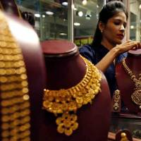 Gold prices rise on safe-haven appeal, weak rupee; silver jumps Rs 1,057 a kg