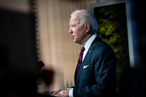 "Biden Plans Capital Gains Tax Hike To Help Finance $1.5 Trillion ""Human Infrastructure"" Package"