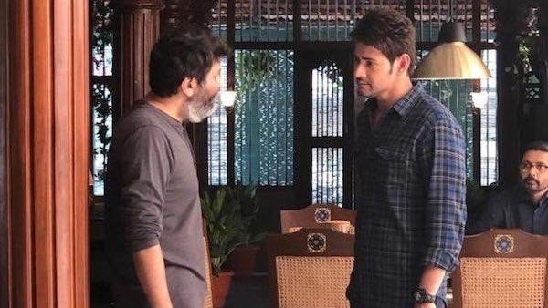 SSMB 28: Mahesh Babu-Trivikram Srinivas' Film Gets A New Title?