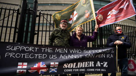 Dublin dismayed at London's alleged plan to introduce prosecution ban for N. Ireland army veterans amid Brexit turmoil