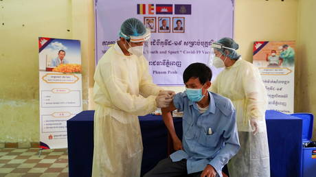 Cambodia to end capital's lockdown despite reporting record high Covid-19 infections & WHO warning of 'surge' risk