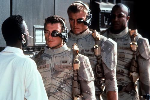 "Space Force Chief Scientist Says Developing Augmented 'Super Soldiers' Is ""Imperative"""