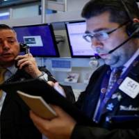 SP 500, Dow end at record highs as weak jobs data eases rate worries