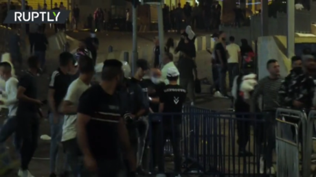 At least 80 injured, including ONE-YEAR-OLD BABY, amid clashes between Palestinians & Israeli police in Jerusalem (VIDEO)