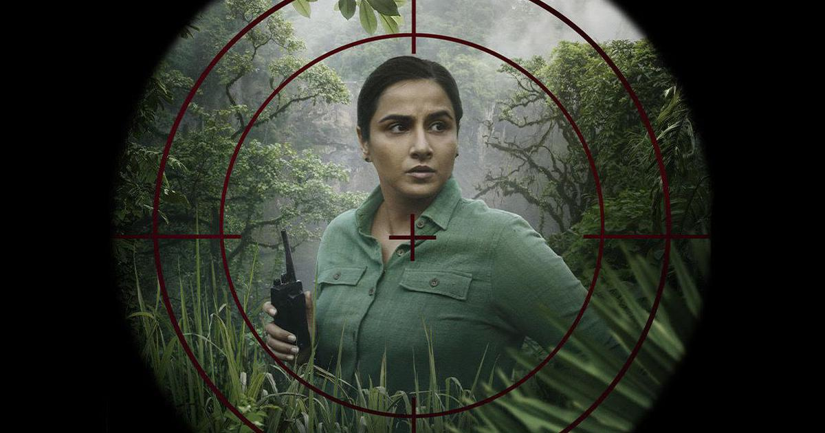 Vidya Balan-led 'Sherni' to be premiered on Amazon Prime Video