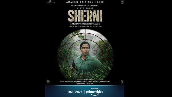 Vidya Balan's Sherni To Premiere On Amazon Prime In June 2021