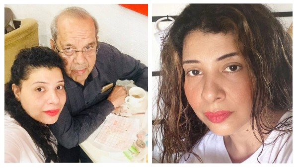 Sambhavna Seth Remembers Her Late Father By Penning Emotional Note, Says His Death Will Always Sting