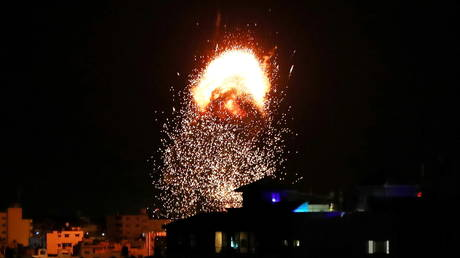 Israeli airstrikes on Gaza resume as Tel Aviv thanks Biden administration for blocking UN statement calling for ceasefire