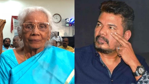Director Shankar's Mother S Muthulakshmi Passes Away At 88