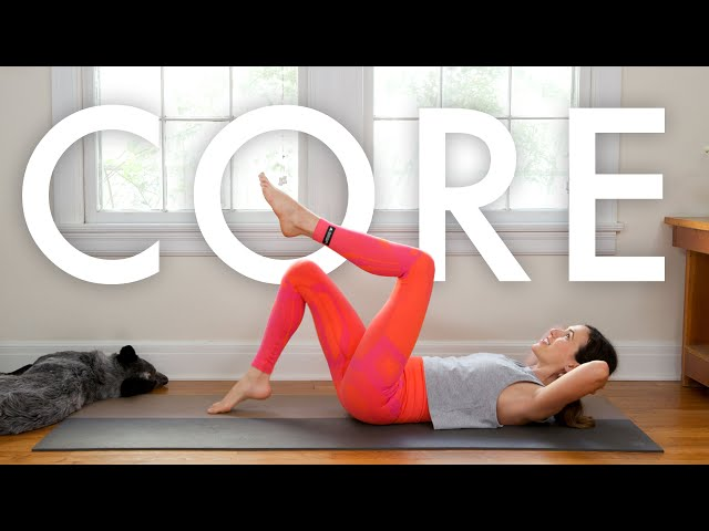 12 Minute Core Conditioning  |  Yoga With Adriene