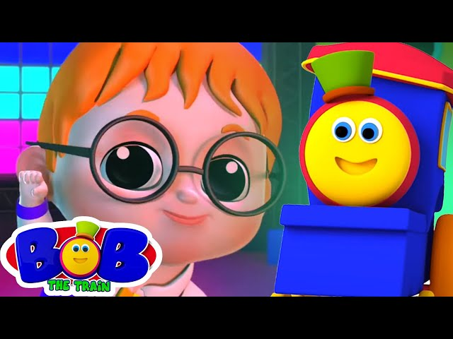 Oopsie Doopsie Dance Song | Hip Hop Kids Music | Nursery Rhymes | Bob The Train