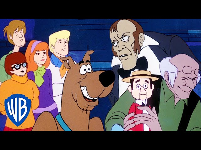 Scooby-Doo Where Are You? | Meeting Kooky Characters | Classic Cartoons Compilation | WB Kids