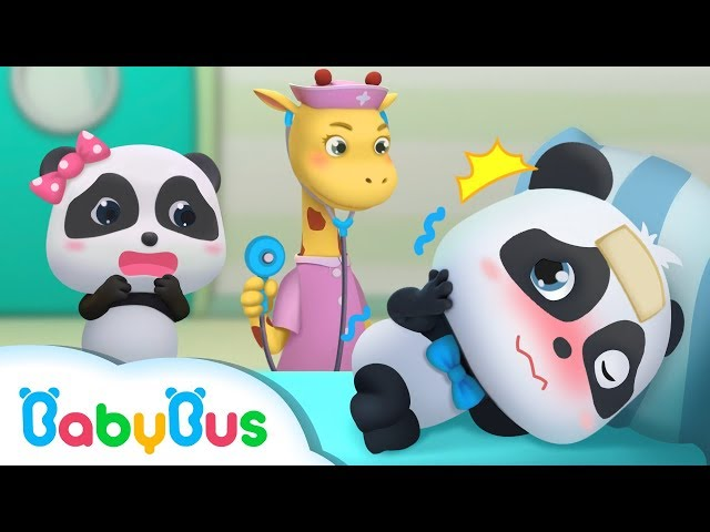 Baby Panda Pretends to Catch a Cold | Kids Cartoon | Doctor Cartoon | Kids Songs | BabyBus