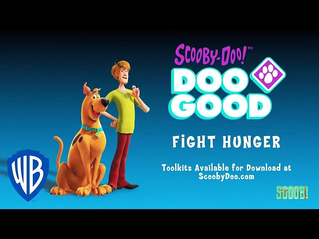 Scooby-Doo! | Help Scooby and Shaggy Fight Hunger! | WB Kids
