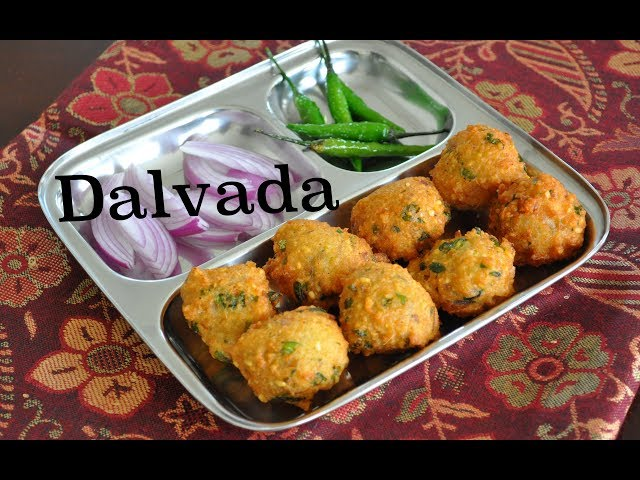 Best Gujarati Dalvada Recipe Ever !!! Moong Dal Vada