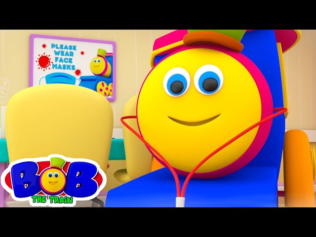 Doctor Song | Nursery Rhymes for Babies | Kid Songs & Childrens Music | Baby Cartoon | Bob The Train